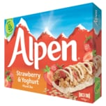 Alpen Strawberry und Yoghurt Müsli Bar 5x29g, 145g