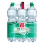 RhönSprudel Mineralwasser Medium 6x1,5l