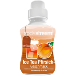 Sodastream Ice Tea Pfirsich Sirup 375ml