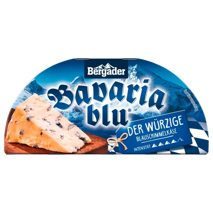 Bergader Blauschimmelkäse Bavaria blu Der Würzige 175g