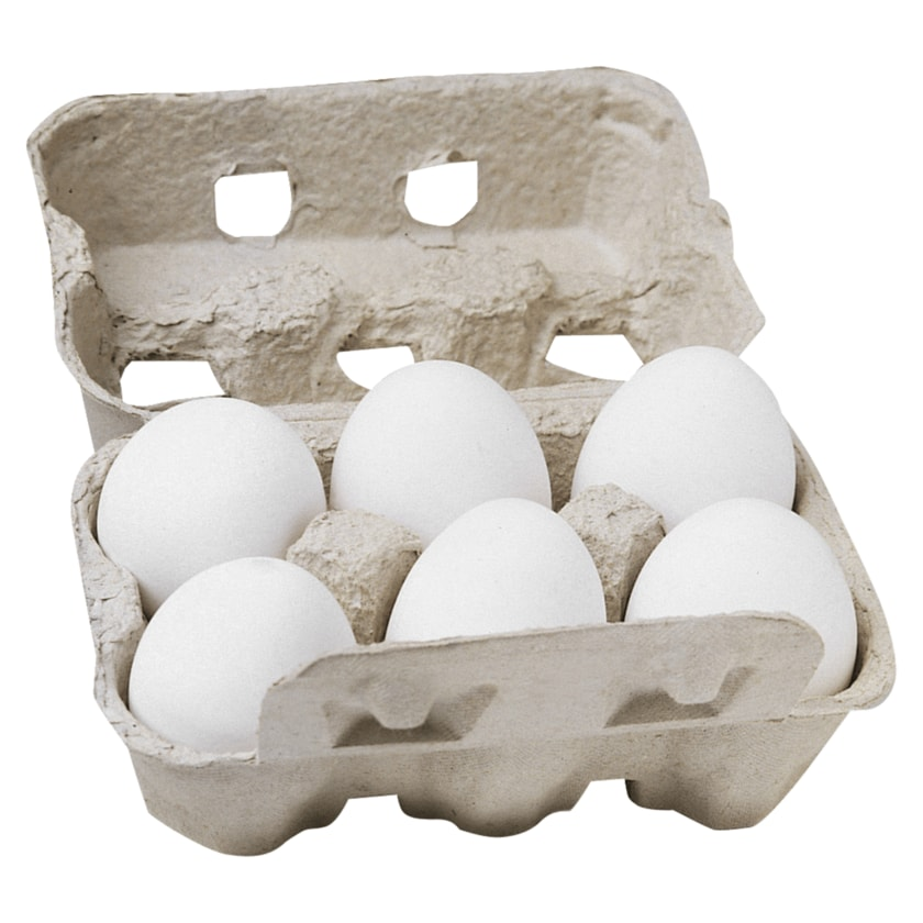 Geflügelhof Andres Eifler Eier 6 Stück