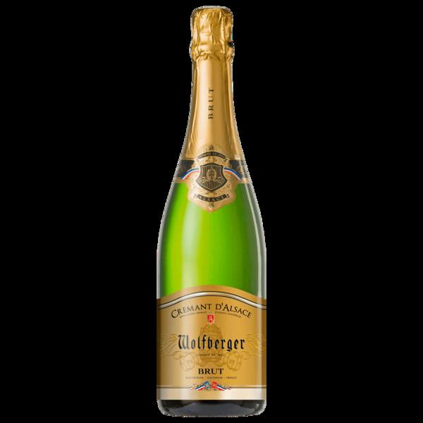 Wolfberger Crémant d' Alsace 0,75l