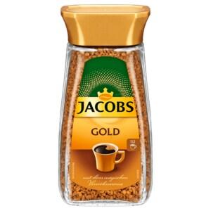 Jacobs Cronat Gold Instant-Kaffee mild 200g