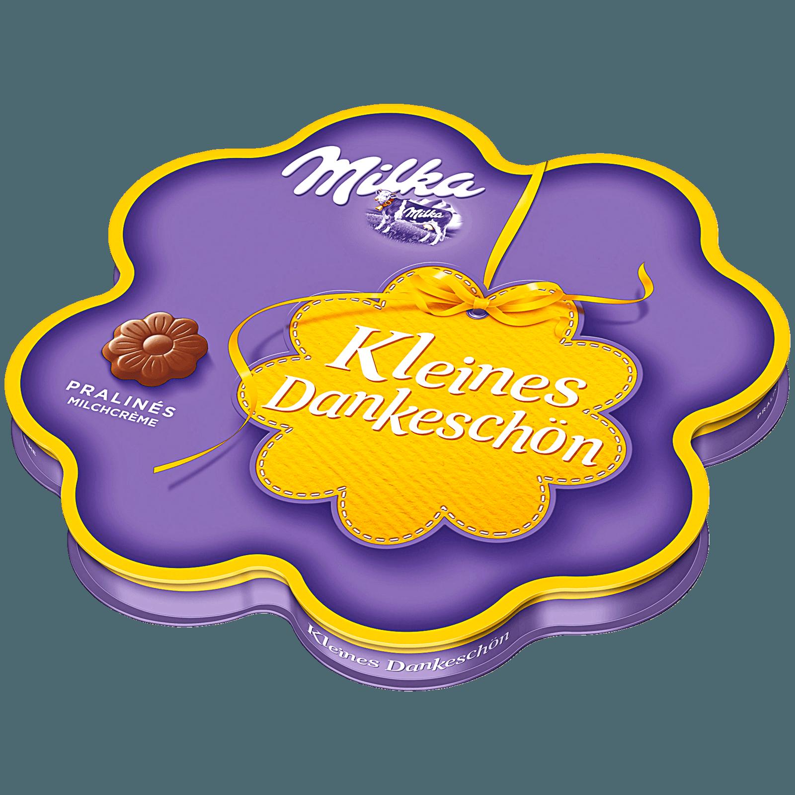 Milka Pralinés Kleines Dankeschön 187g