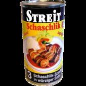 Streit 3 Schaschlik-Spieße
