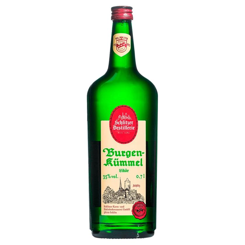 Schlitzer Burgenkümmel 35% 0,7l