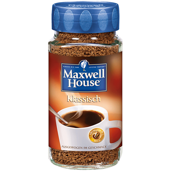 maxwell house kaffee instant granulat 200g bei rewe online bestellen. Black Bedroom Furniture Sets. Home Design Ideas