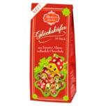 Reber Chocolade Glückskäfer-Beutel 105g
