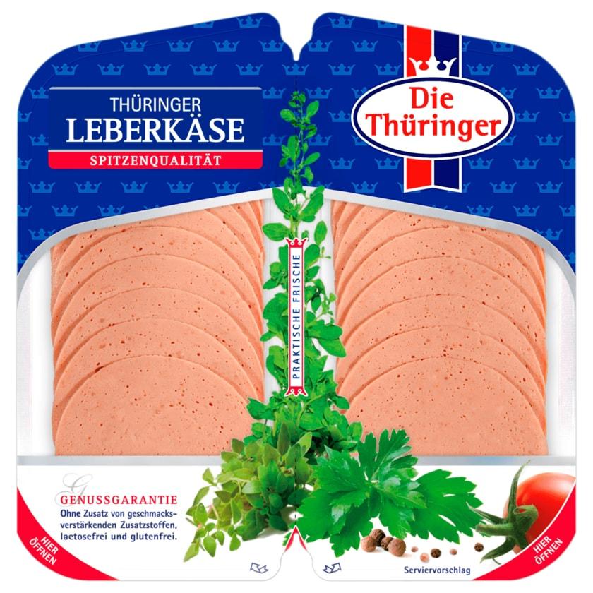 Die Thüringer Leberkäse 100g