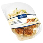 Kühlmann Nudelsalat mit Geflügel-Frikadellen 300g