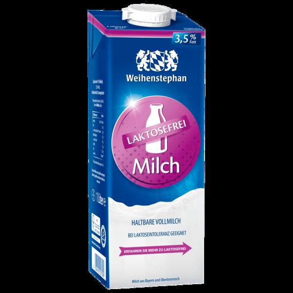 Weihenstephan Haltbare Alpenmilch laktosefrei 3,5% 1l