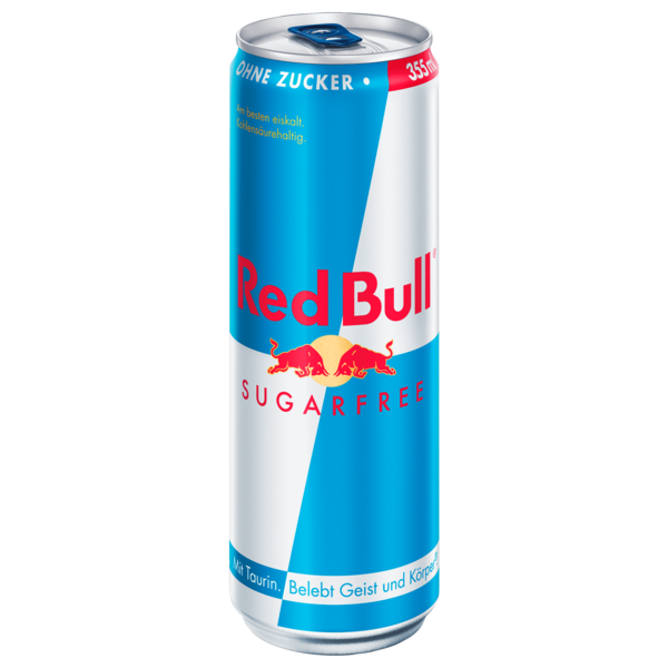 Red Bull Energy Drink zuckerfrei 355ml