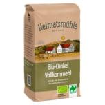 Heimatsmühle Bio Dinkelvollkornmehl 1kg