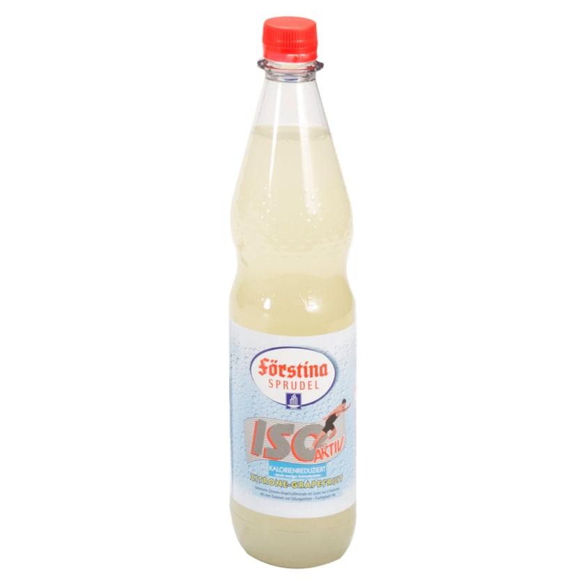 Förstina-Sprudel Iso Aktiv Zitrone-Grapefruit 0,75l