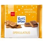 Ritter Sport Schokolade Spekulatius 100g