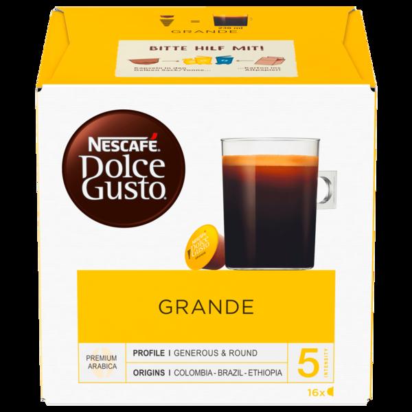 Nescafé Dolce Gusto Grande 16 Kapseln