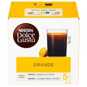 Nescafé Dolce Gusto Grande 128g, 16 Kapseln