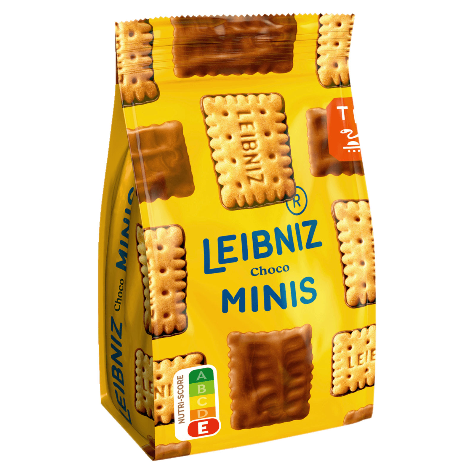 Leibniz Minis Choco 125g