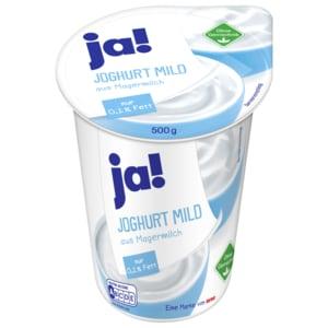 ja! Joghurt mild 0,1% 500g