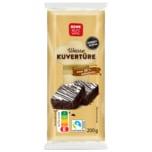 REWE Beste Wahl Weiße Schokoladen-Kuvertüre 200g