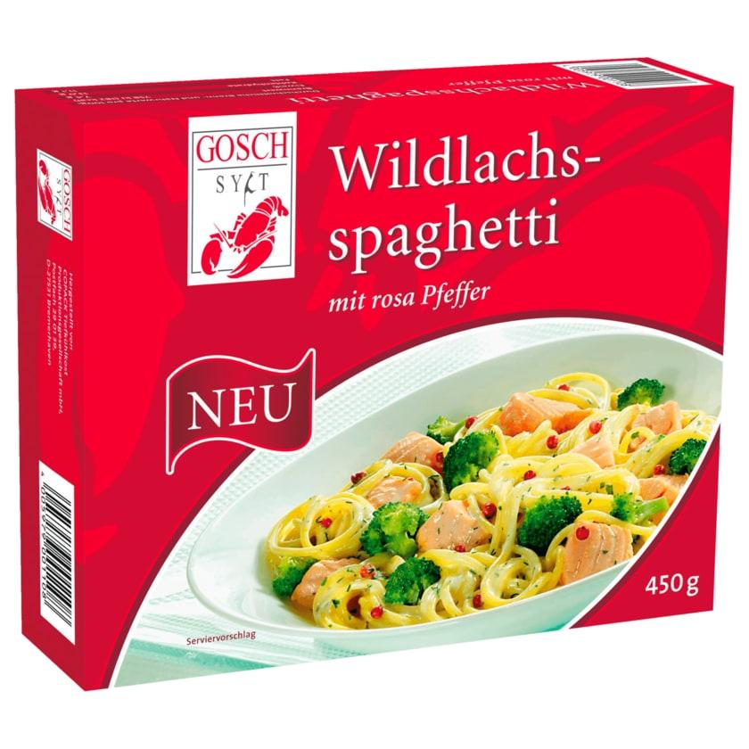 Gosch Wildlachsspaghetti 450g