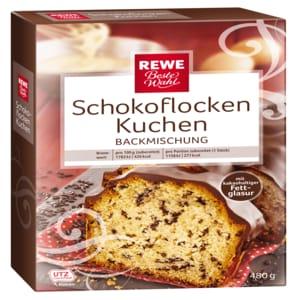 Rewe Beste Wahl Schokoflocken Kuchen Backmischung 480g Bei Rewe
