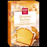 REWE Beste Wahl Zitronenkuchen Backmischung 475g