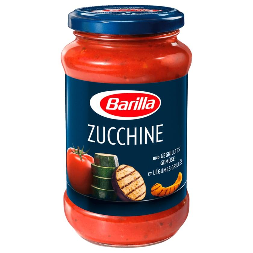 Barilla Pastasauce Zucchini & gegrilltes Gemüse 400g