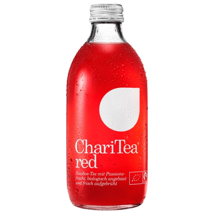 ChariTea Red Bio 0,33l