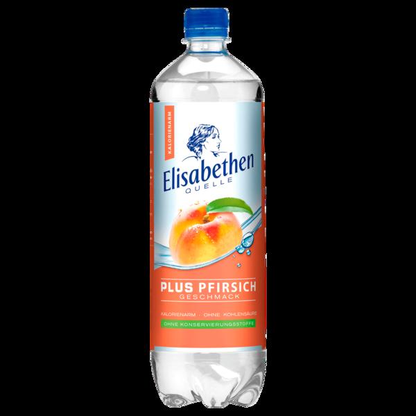 Elisabethen Mineralwasser Pfirsich 1l