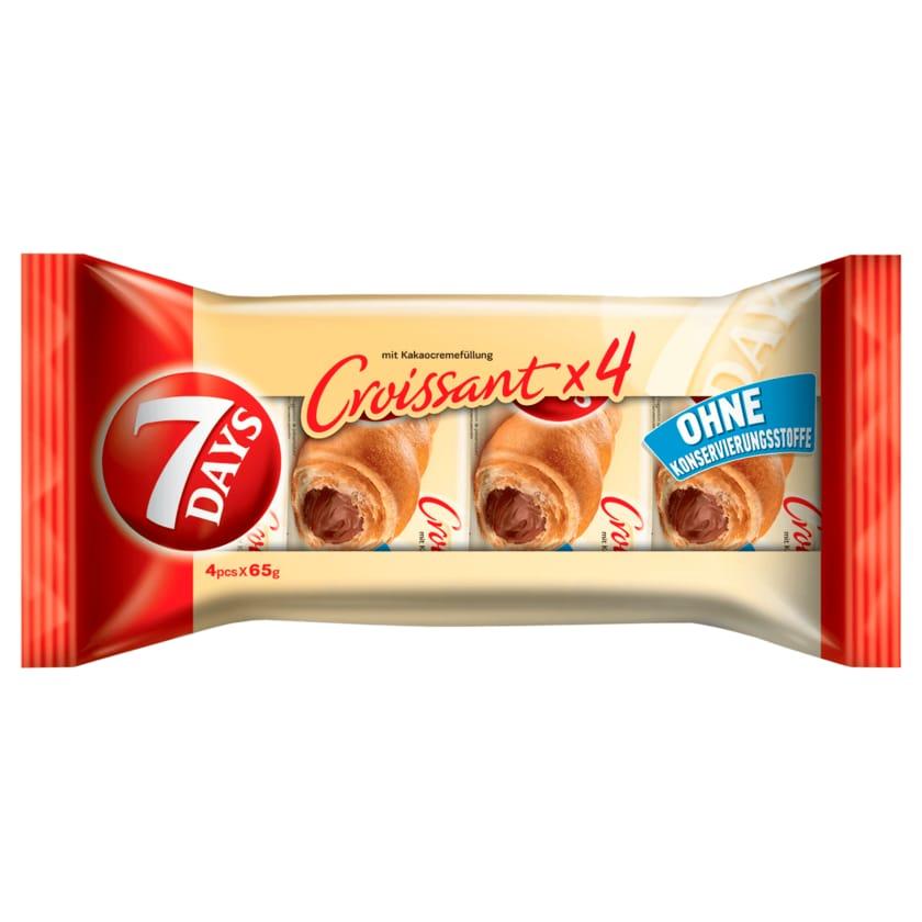 7 Days Croissants 4 Stück