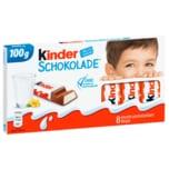 Kinder Schokolade 100g