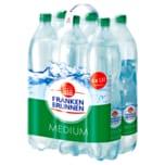 Franken Brunnen Medium 6x1,5l