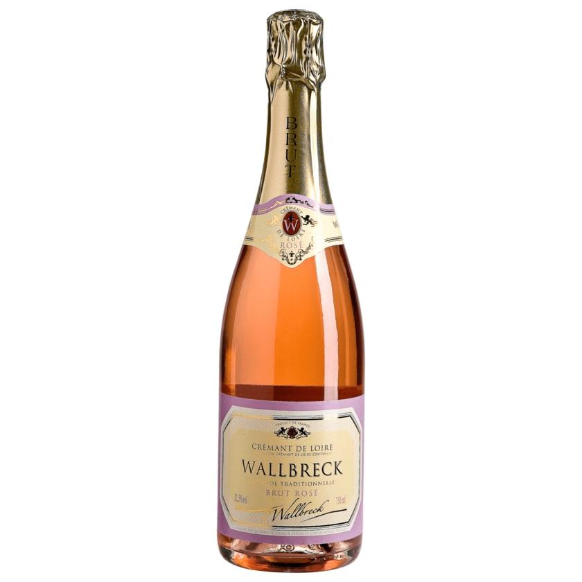 Wallbreck Champagner Brut Rosé 0,75l