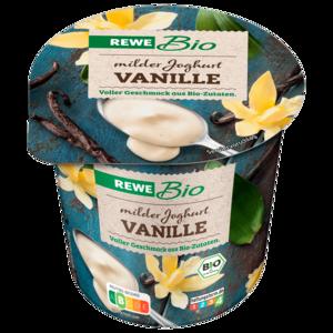 REWE Bio Joghurt mild Vanille 150g