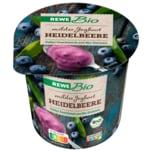 REWE Bio Joghurt mild Heidelbeere 150g