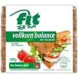 Pema Fit for Fun Vollkorn Balance Hafer-Vollkornbrot 500g