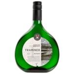 GWF Wipfelder Zehntgraf Weißwein Traminer lieblich 0,75l