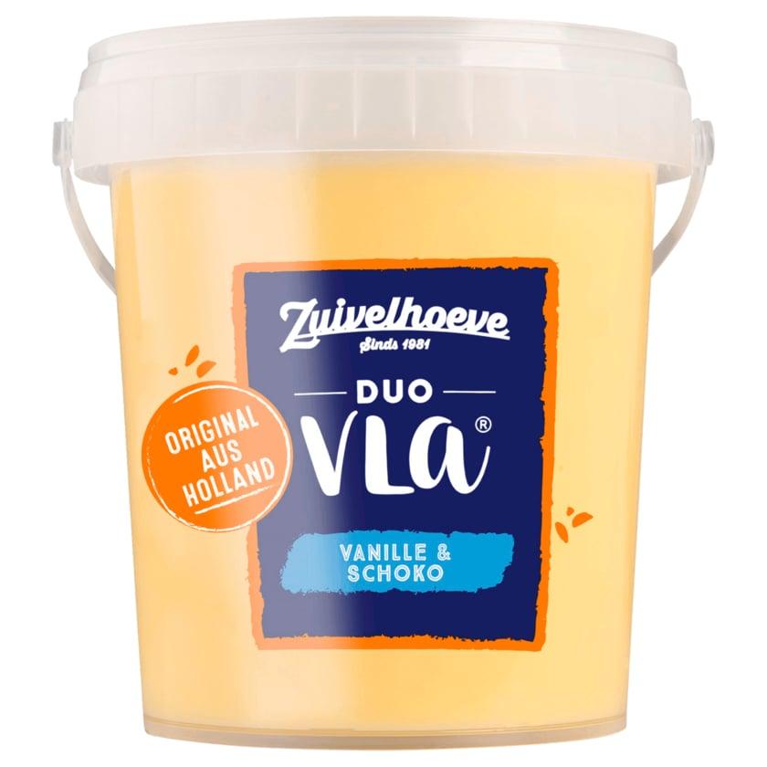 Zuivelhoeve Vla-Genuss Vanille 800g