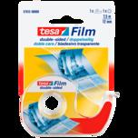 Tesa Tesafilm Doppelseitig mit Abroller 1 Stück