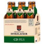 Dinkelacker Privatpils 6x0,5l
