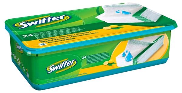 Swiffer Feuchte Bodentücher 24 Stück