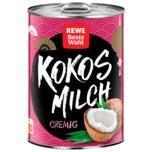 REWE Beste Wahl Kokosmilch cremig 400ml