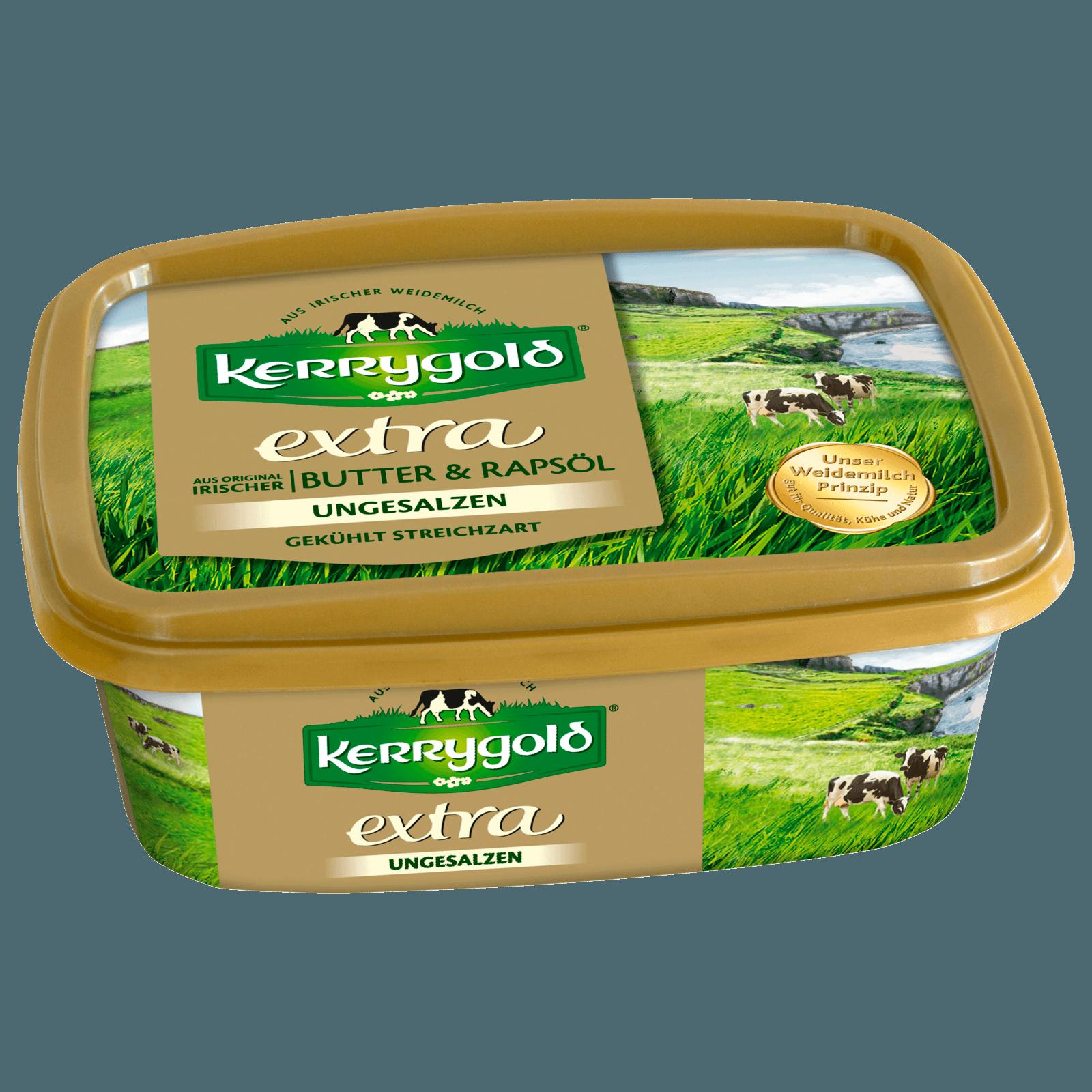 Kerrygold Extra ungesalzen mit Rapsöl 250g