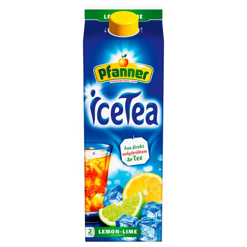 Pfanner Ice Tea Lemon-Lime 2l
