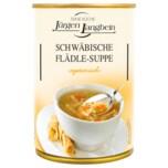 Jürgen Langbein Schwäbische Flädle-Suppe 400ml