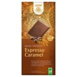 Gepa Bio Espresso Caramel 38% Cacao 100g
