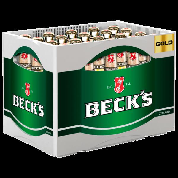 Beck's Pils Gold 20x0,5l
