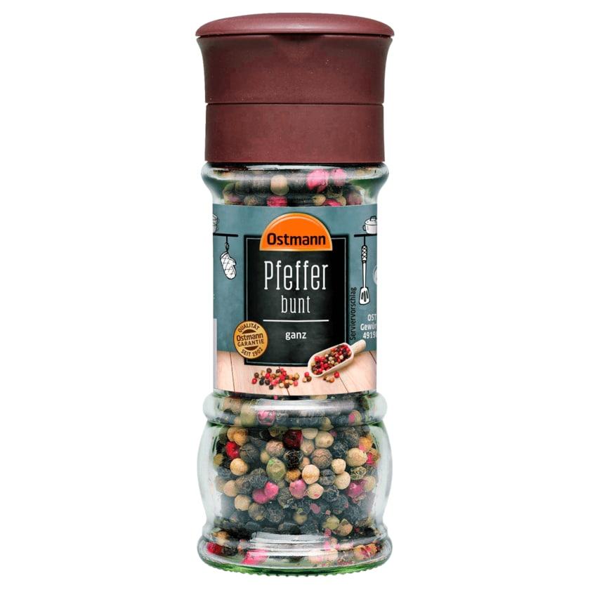 Ostmann Pfeffer-Mix Glasmühlen 60g