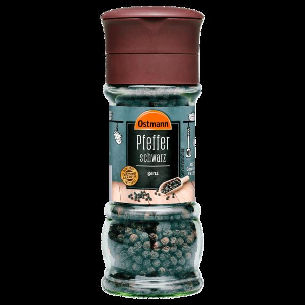 Ostmann Pfeffer schwarz Glasmühle 60g